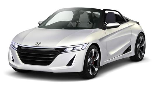 Honda и Daihatsu готовят к дебюту компактные спорткары