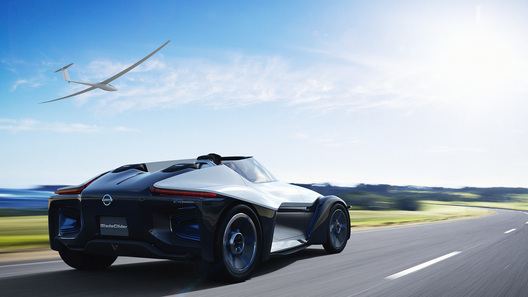 Nissan представит в Токио электрический спорткар