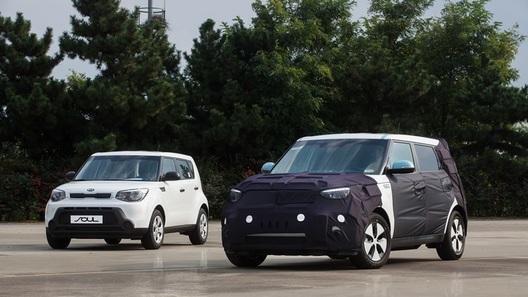 Kia будет продавать электромобиль Soul по всему миру