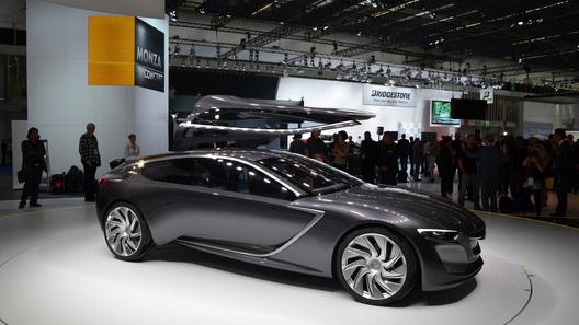 Opel представил концепт Monza