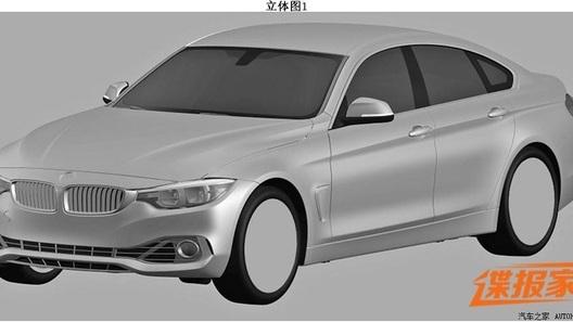 BMW 4 Series Gran Coupe может дебютировать в Женеве