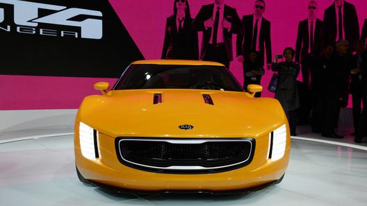 Kia может отложить создание серийного спорткара