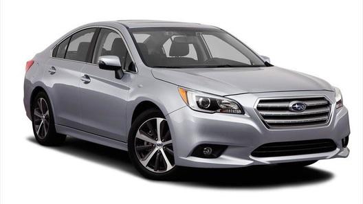 Фотографии нового седана Subaru нагнали на всех тоску