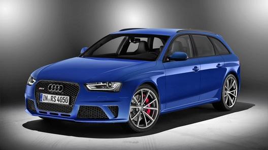 Audi построила