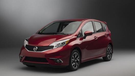 Nissan везет в США