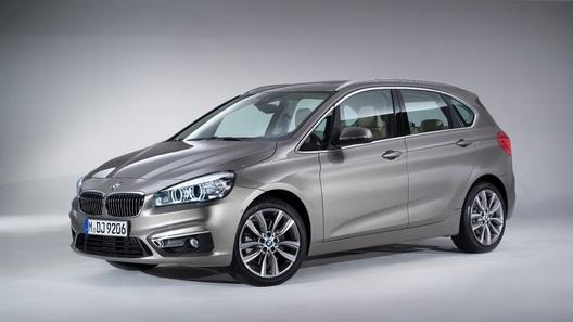 Новая модель BMW изменила традициям марки