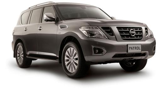 Обновленный Nissan Patrol подорожал почти на полмиллиона