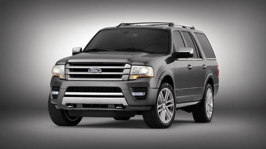 Ford обновил свой самый большой внедорожник
