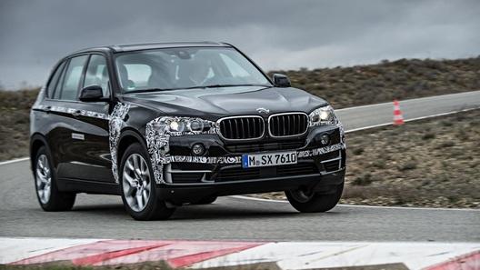 BMW официально заявила о выпуске гибридного X5