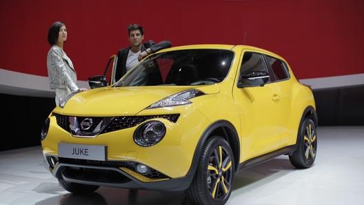 Обновленный Nissan Juke получил новый турбомотор