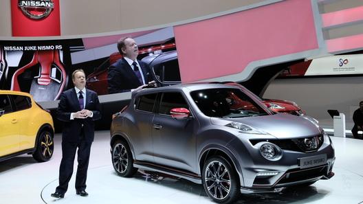 Nissan привез в Женеву еще более