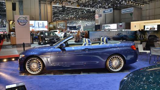 Alpina решила опередить BMW с