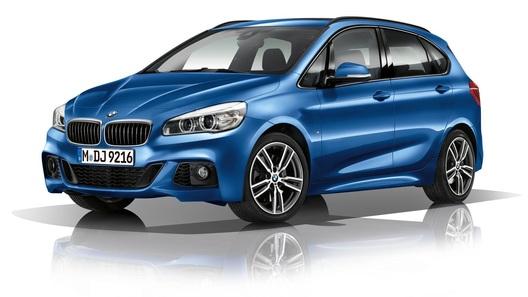 Первый переднеприводный BMW получил