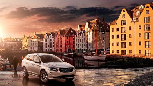 Автомобили Volvo станут еще роскошнее