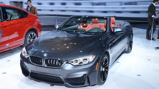 Открытый BMW M4 дебютировал в Штатах