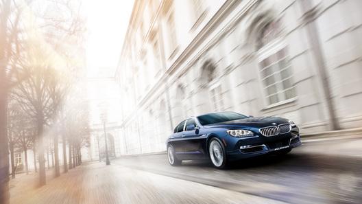 Alpina снизила мощность, но увеличила крутящий момент модели M6 Gran Coupe