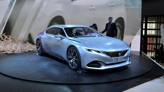 Концепт Peugeot Exalt может превратиться в серийную модель для Китая