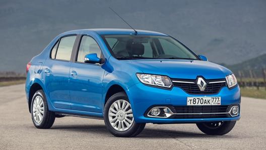 Продажи нового поколения Renault Logan начались в России