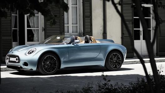 В Mini позарились на успех концептов BMW