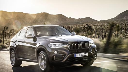 Стартовали российские продажи нового BMW X6