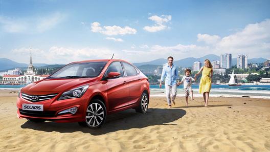 Hyundai Solaris: анатомия одного рестайлинга