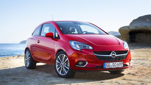 Opel показал миру новое поколение модели Corsa