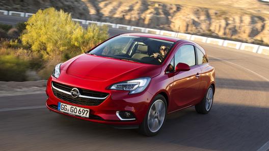 Объявлены европейские цены на новую Opel Corsa