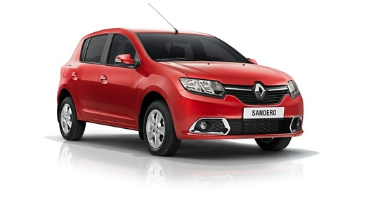Renault представил новый Sandero для