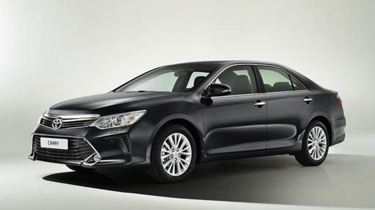 Новая Toyota Camry: вопросы к тест-драйву!