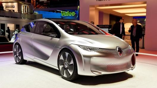 Renault пытается поставить рекорд расхода топлива с новым концептом