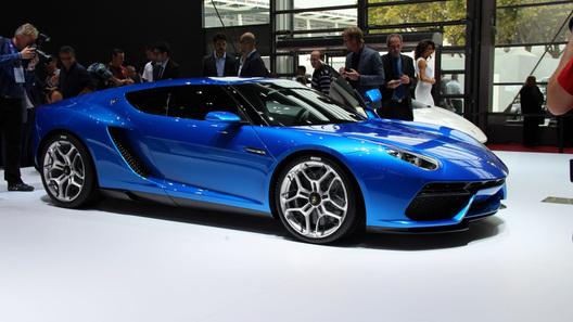 В Lamborghini поделились деталями о силовой установке Asterion