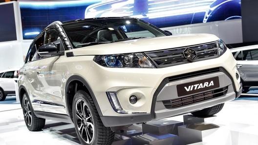 Suzuki представила новую модель под старым именем Vitara