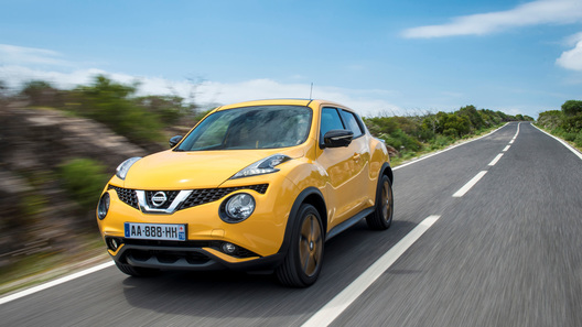 Обновленный Nissan Juke появится в России 20 ноября