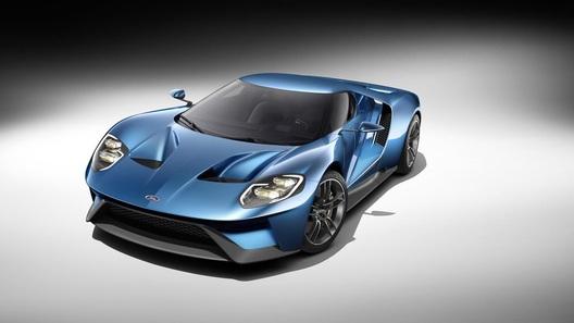 Ford снова будет выпускать суперкар