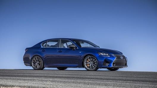 Lexus представил конкурента BMW M5