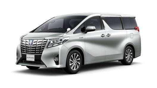 Третье поколение Toyota Alphard дебютировало в Японии