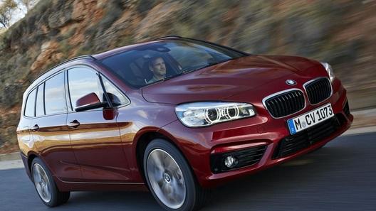 BMW добавила своему