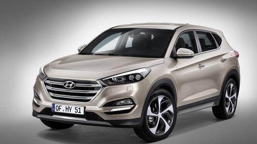 Hyundai показал свой новый кроссовер