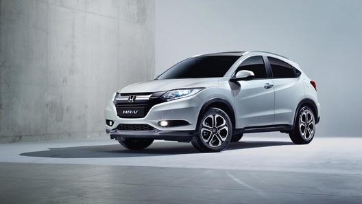 Honda представила кроссовер HR-V для Европы