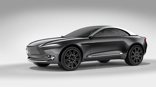 Aston Martin представил роскошное купе с моторами в колесах