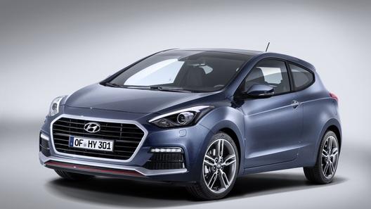 Hyundai i30 получила самый мощный мотор