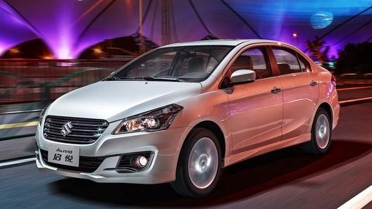 До появления нового седана Suzuki в России – больше года