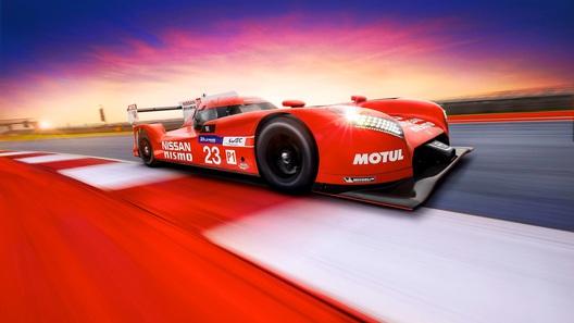 Спортпрототип Nissan поделится сердцем с дорожным GT-R