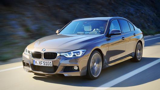 Обновленная BMW 3-серии: все подробности