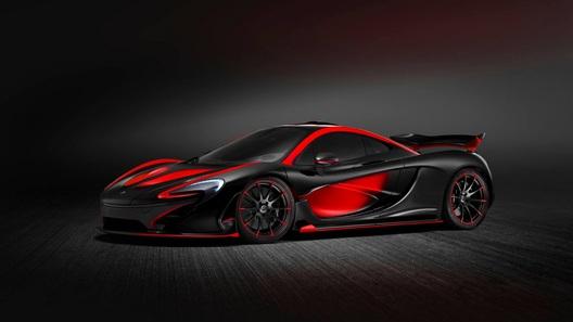 McLaren построил
