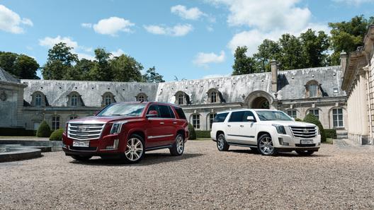 GM сворачивает выпуск Cadillac на российских предприятиях