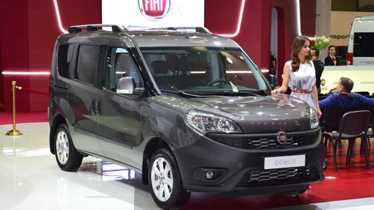Fiat представил в России новый Doblo и пообещал привезти пикап