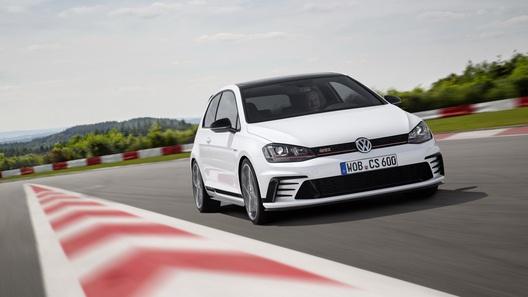 Volkswagen выпустил самый мощный Golf GTI в истории