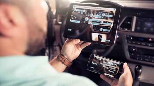 Hyundai готовит виртуальные