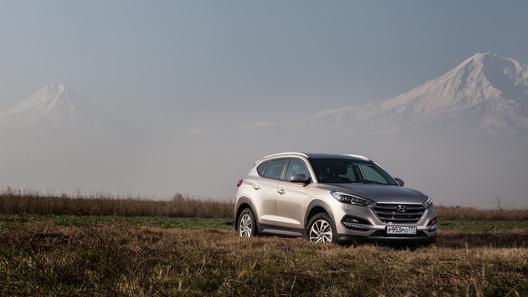 Объявлены комплектации и цены на новый Hyundai Tucson